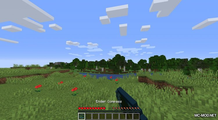 Stronghold Compass mod for Minecraft (8)