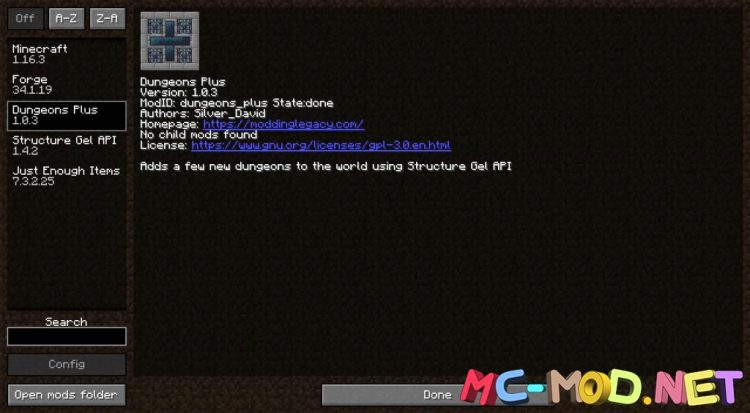 Structure Gel API mod for Minecraft (2)NEW