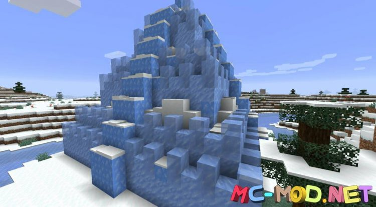 Structure Gel API mod for Minecraft (3)NEW