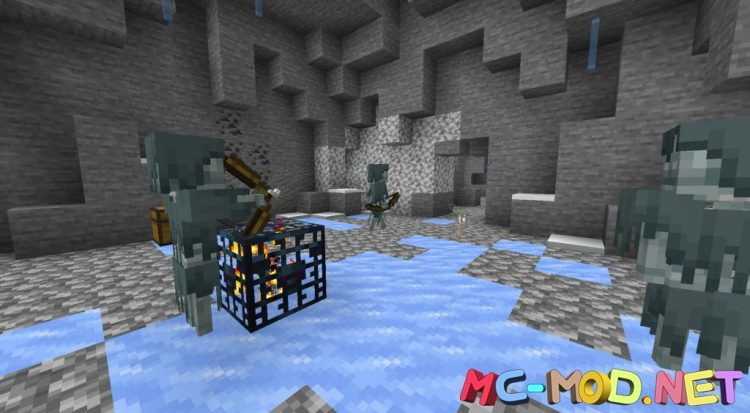 Structure Gel API mod for Minecraft (4)NEW