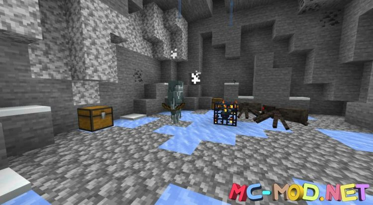 Structure Gel API mod for Minecraft (5)NEW