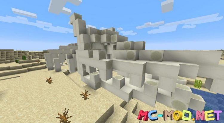 Structure Gel API mod for Minecraft (6)NEW