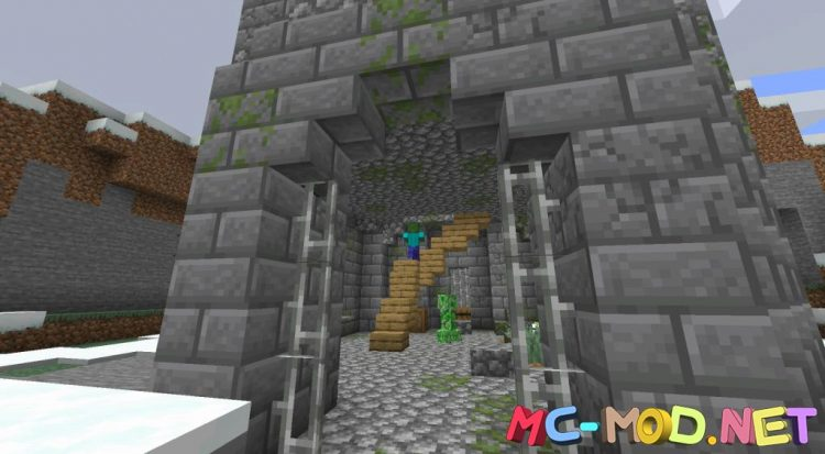 Structure Gel API mod for Minecraft (7)NEW