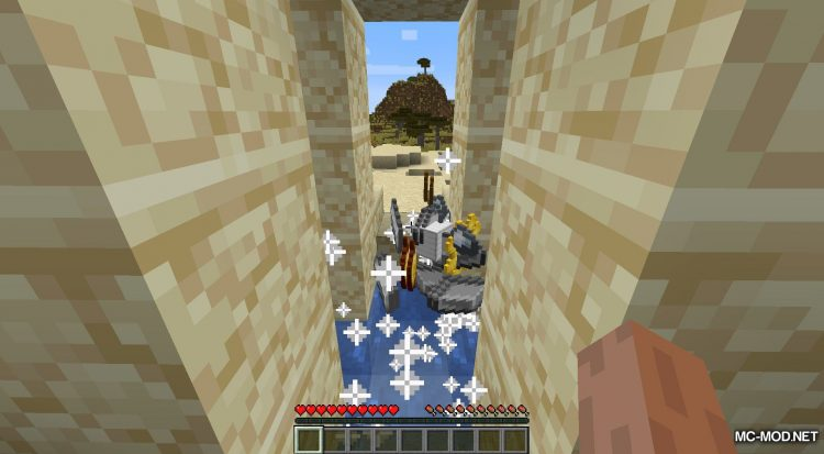 Wishing Well mod for Minecraft (15)