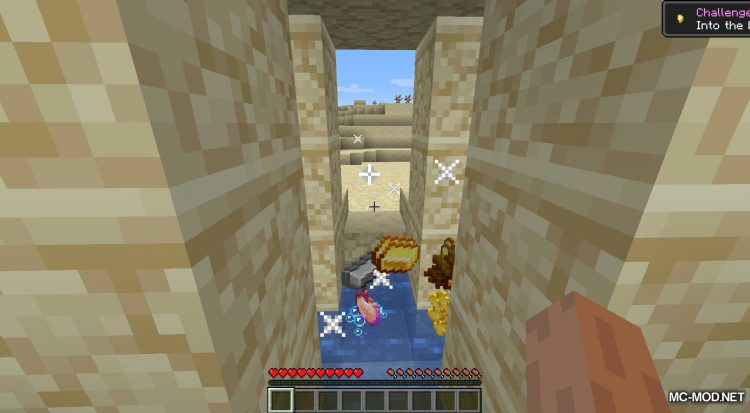 Wishing Well mod for Minecraft (8)