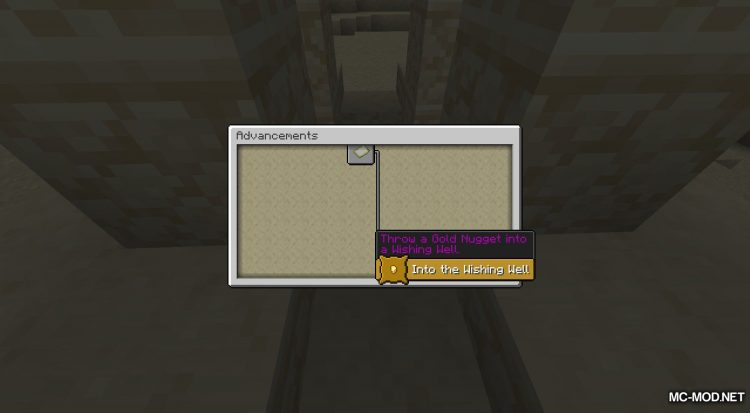 Wishing Well mod for Minecraft (9)