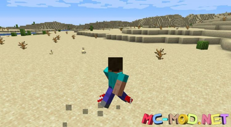 Boost Boots mod for Minecraft (4)_compressed