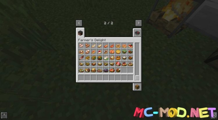 Farmer_s Delight mod for Minecraft (15)_compressed