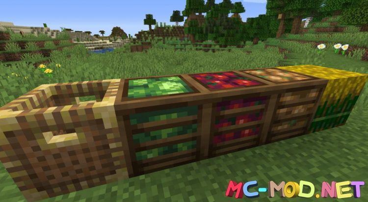 Farmer_s Delight mod for Minecraft (17)_compressed