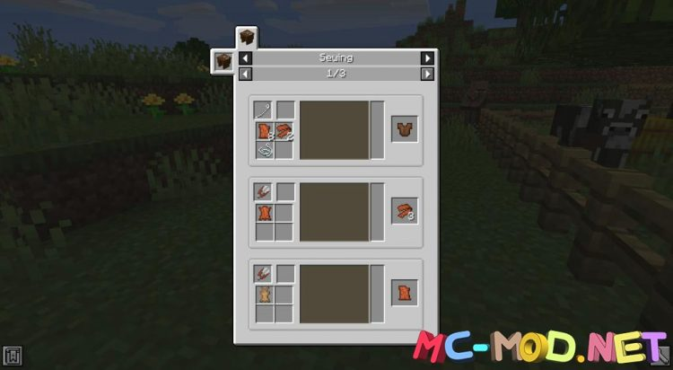 Sewing Kit mod for Minecraft (7)_compressed