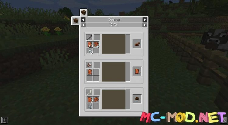 Sewing Kit mod for Minecraft (8)_compressed