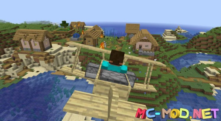 Simple Planes mod for Minecraft (10)_compressed