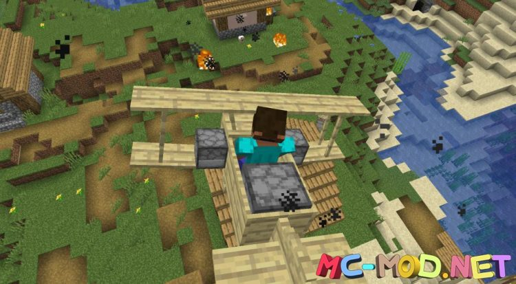 Simple Planes mod for Minecraft (11)_compressed