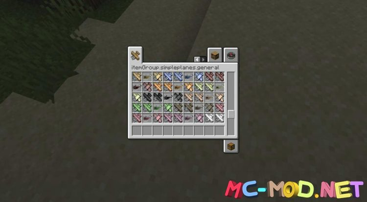 Simple Planes mod for Minecraft (16)_compressed