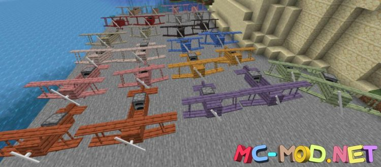 Simple Planes mod for Minecraft (17)_compressed
