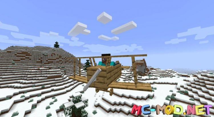 Simple Planes mod for Minecraft (2)_compressed