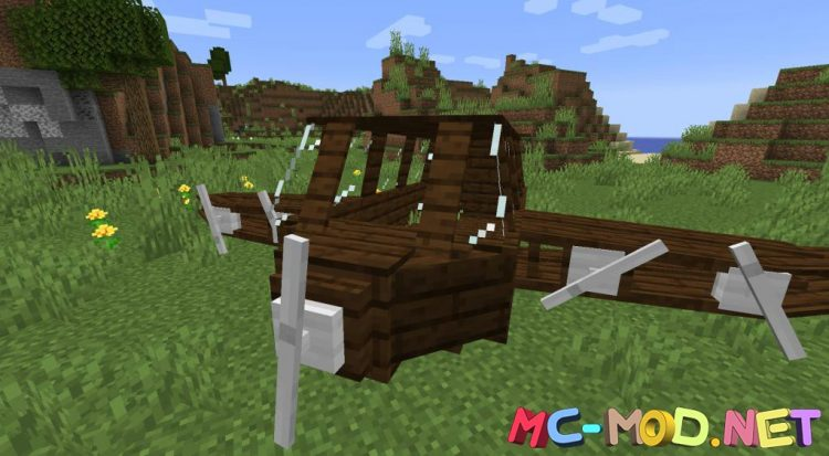 Simple Planes mod for Minecraft (7)_compressed