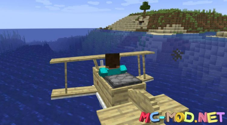 Simple Planes mod for Minecraft (8)_compressed