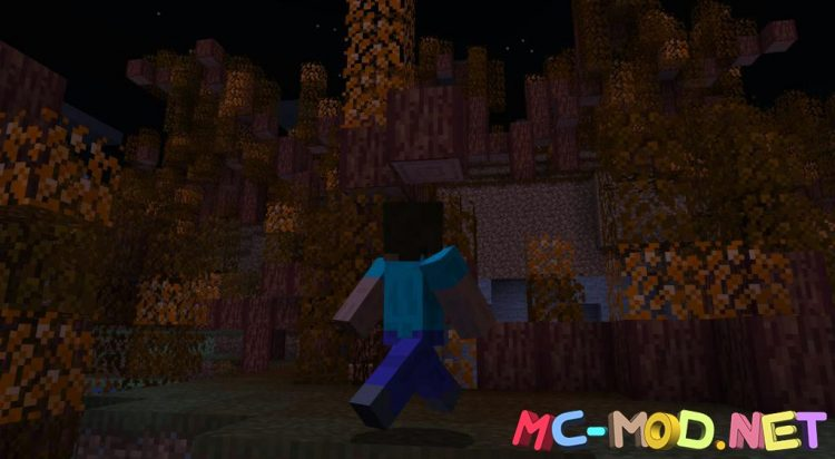 Spooky Autumn Forests mod for Minecraft (10)_compressed