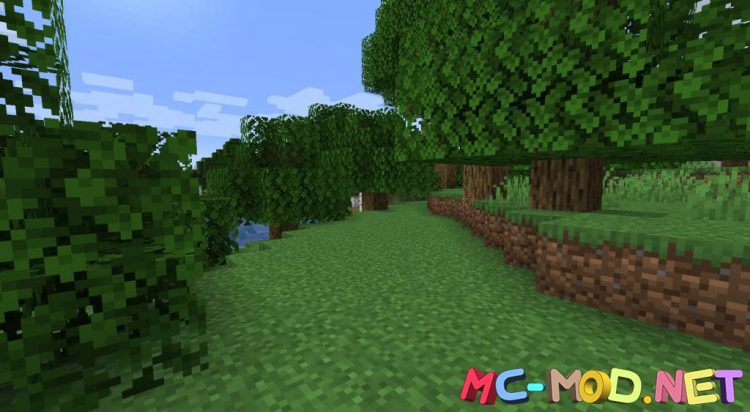 Spooky Autumn Forests mod for Minecraft (2)_compressed