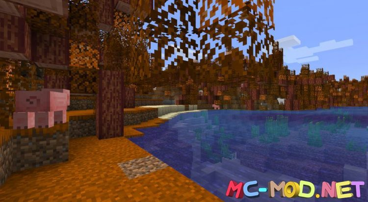 Spooky Autumn Forests mod for Minecraft (4)_compressed