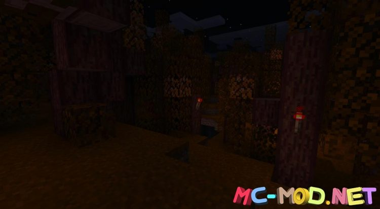 Spooky Autumn Forests mod for Minecraft (7)_compressed