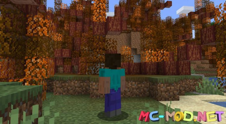Spooky Autumn Forests mod for Minecraft (9)_compressed