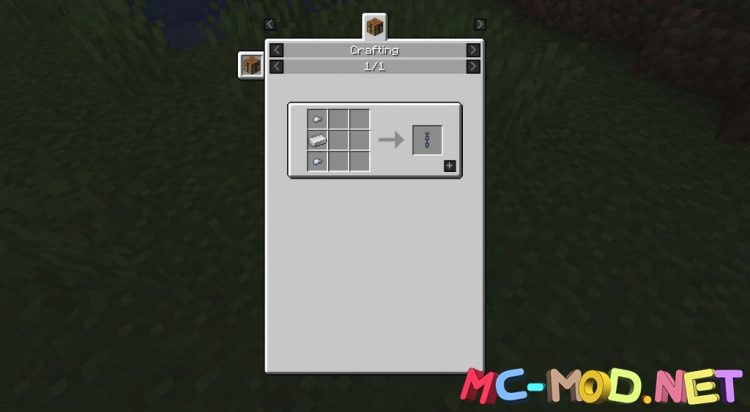 Connectible Chains mod for Minecraft (6)_compressed