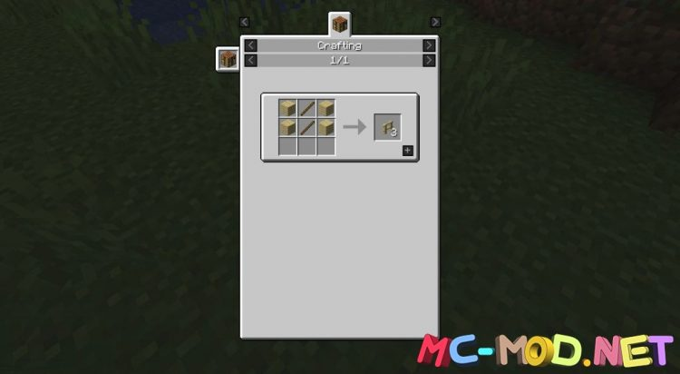 Connectible Chains mod for Minecraft (7)_compressed