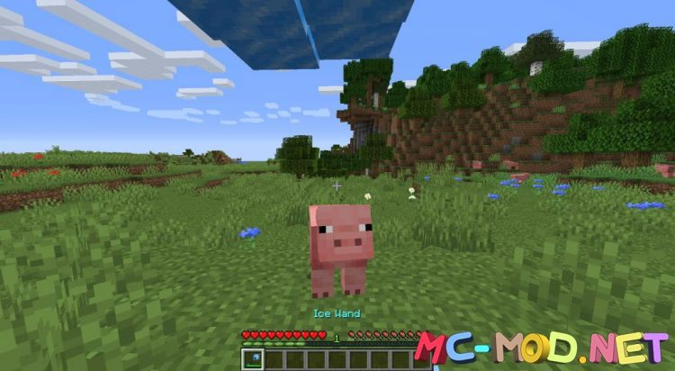 Ice Ice Baby mod for Minecraft (14)_compressed