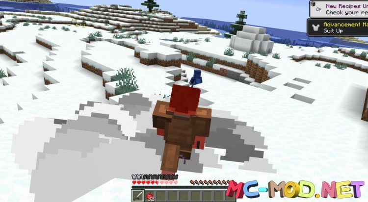 Ice Ice Baby mod for Minecraft (6)_compressed