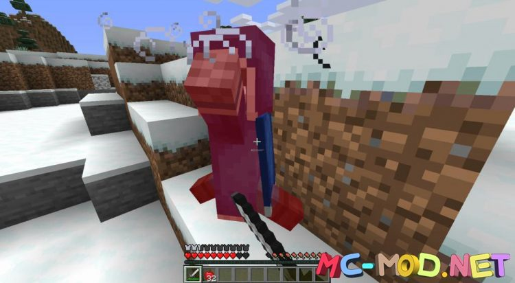Ice Ice Baby mod for Minecraft (8)_compressed