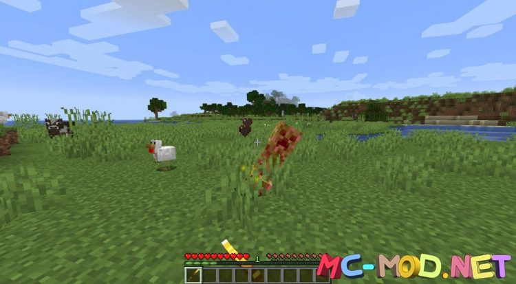 MC Dungeons Weapons mod for Minecraft (13)_compressed