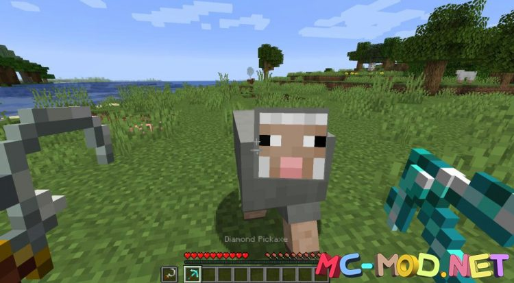 MC Dungeons Weapons mod for Minecraft (4)_compressed