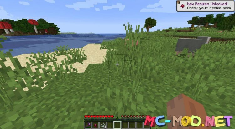 MC Dungeons Weapons mod for Minecraft (9)_compressed