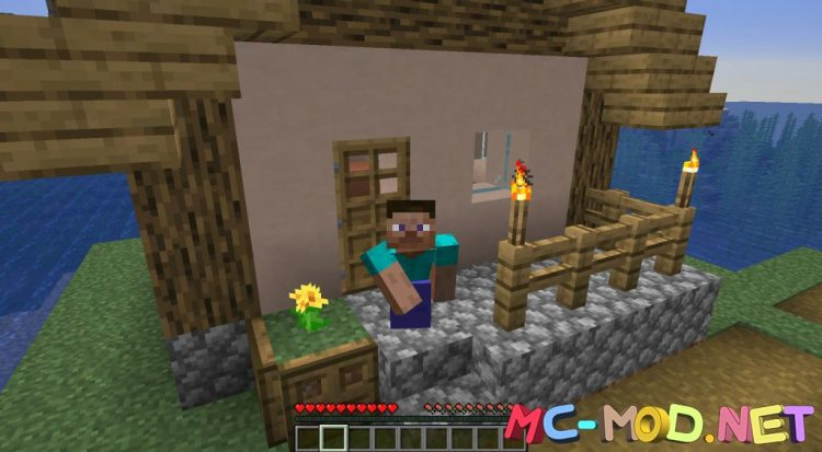 QuickHomes mod for Minecraft (11)_compressed