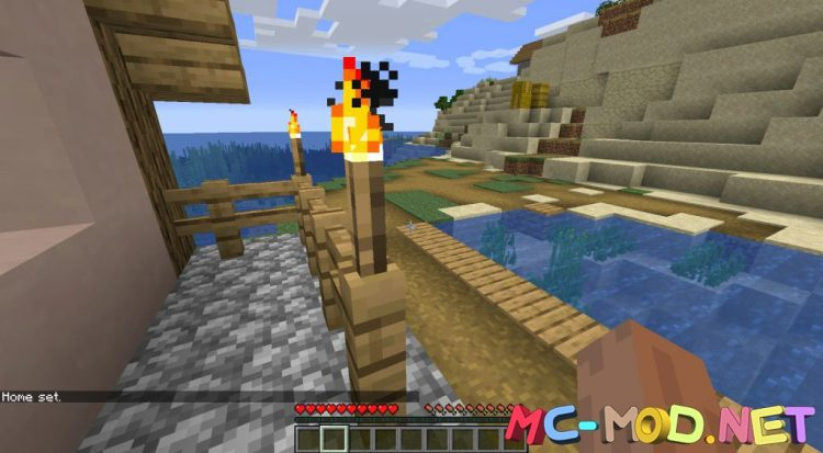 QuickHomes mod for Minecraft (5)_compressed