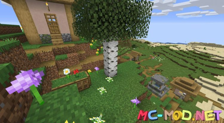 Bed Benefits mod for Minecraft (2)_compressed