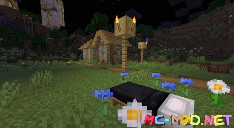 Bed Benefits mod for Minecraft (3)_compressed