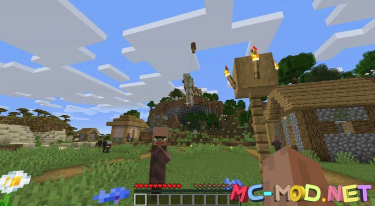 Bed Benefits mod for Minecraft (7)_compressed