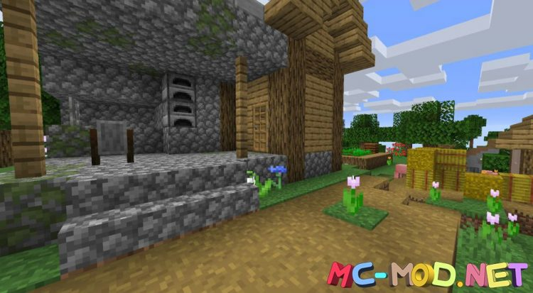 Bed Benefits mod for Minecraft (9)_compressed