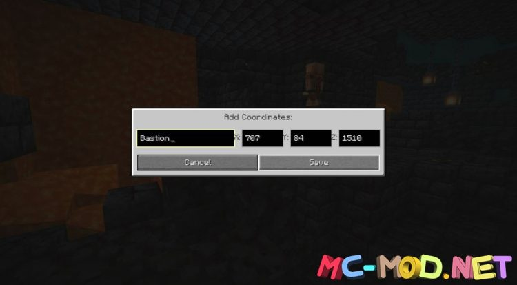 Coordinate Mod mod for Minecraft (9)_compressed