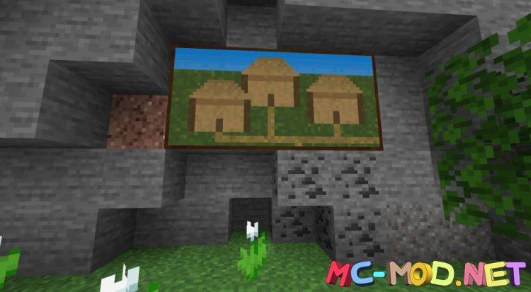 Dark Paintings mod for Minecraft (1)_compressed