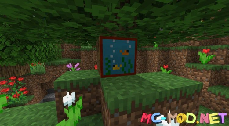 Dark Paintings mod for Minecraft (4)_compressed