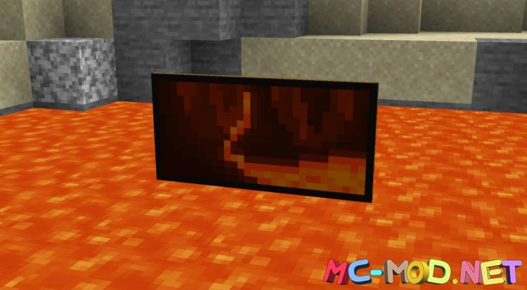 Dark Paintings mod for Minecraft (5)_compressed