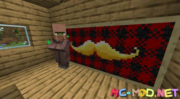 Dark Paintings mod for Minecraft (7)_compressed