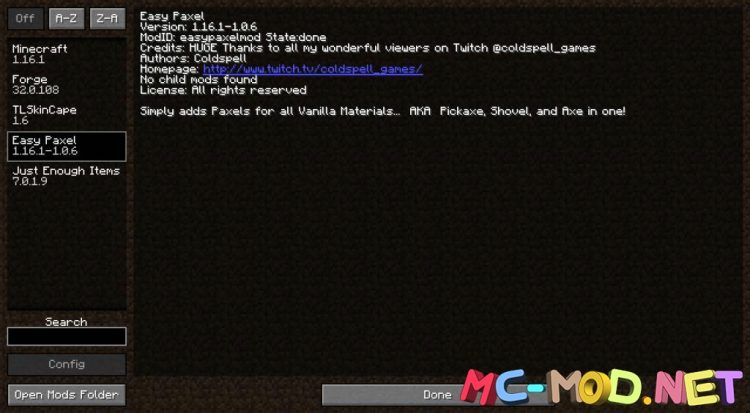 Easy Paxel mod for Minecraft (1)_compressed