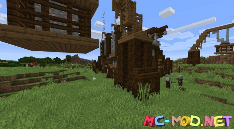 Mo_ Structures mod for Minecraft (10)_compressed