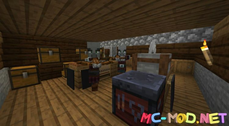 Mo_ Structures mod for Minecraft (12)_compressed