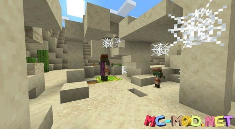 Mo_ Structures mod for Minecraft (15)_compressed